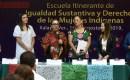 Imparte tercer módulo sobre Derecho a una vida libre de violencia en la sede del Poder Judicial