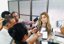 Se reúnen diputadas con periodistas del norte de Veracruz