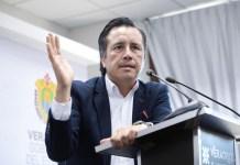 Cuitláhuac García, atenderá inseguridad en Veracruz con programas sociales