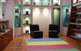 Ofrece Librería del IVEC diversos títulos editoriales, en el Ágora de la Ciudad