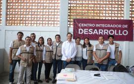 Acerca Gobierno 130 mil trámites y servicios a municipios Veracruzanos: Cuitláhuac