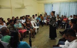 Ciudadanía se suma a Campaña por la Construcción de la Paz en Coatzacoalcos
