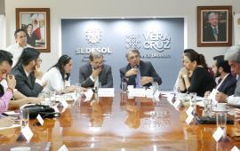 Presenta SEDESOL cartera de proyectos FIFONMETRO 2019 para zonas metropolitanas