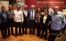 Participa SEDARPA en planeación del Programa Sectorial de Agricultura y Desarrollo Rural