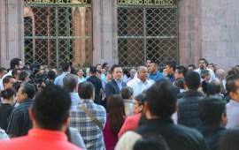 Rememora Gobierno de Veracruz a víctimas de los sismos de 1985 y 2017