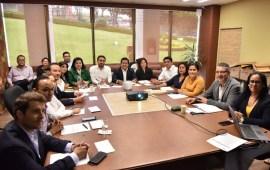Acuerda Comisión de Vigilancia terna de candidatos a titular del ORFIS: DELIA, CECILIA Y JORGE