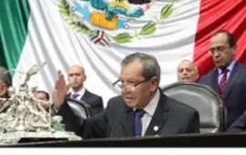 Porfirio Muñoz Ledo anunció su retiro de la presidencia de la Mesa Directiva de la Cámara de Diputados