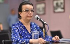 Cecilia Coronel al ORFIS