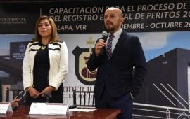 Inicia capacitación para aspirantes a integrar el Registro Estatal de Peritos 2020, en el Poder Judicial del Estado