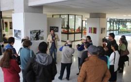 Exponen alumnos del IMIDI sus trabajos fotográficos en el Congreso del Estado