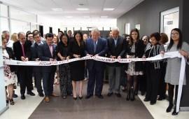 Presidente del TSJ, Edel Álvarez, pone en marcha nuevo juzgado familiar en el Distrito Judicial de Coatepec