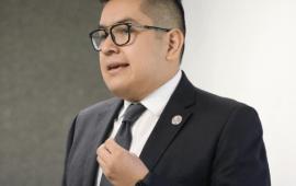 Maestro Ricardo Trejo Ortiz imparte conferencia dentro del Diplomado para la certificación de mediadores, conciliadores y facilitadores