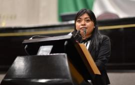 Exhorta diputada Cervantes de la Cruz a evaluar servicios del Hospital de Álamo