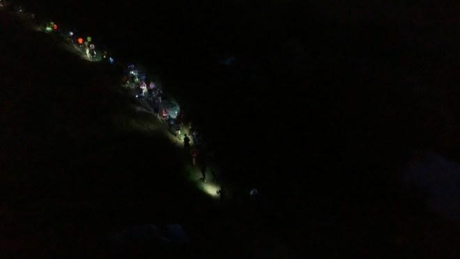 pod lampašima na Čevo