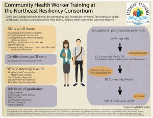 CHW infographic