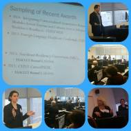 CEWD at the CUNY IT Conference
