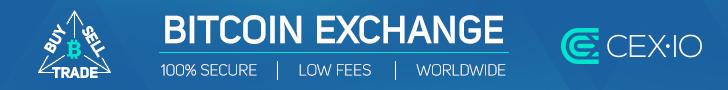CEX. IO Bitcoin Exchange