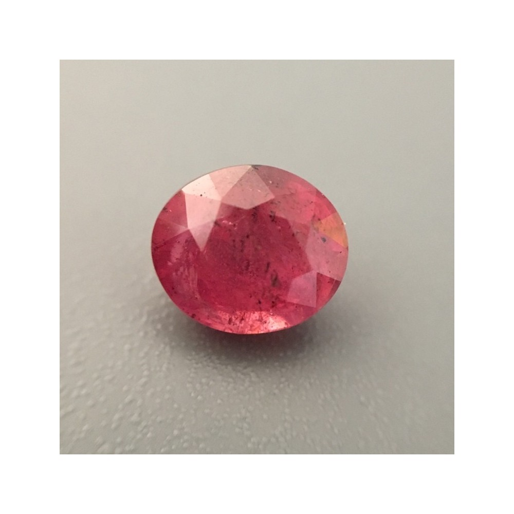 147 Carats Natural Unheated Pinkish RED Ruby Loose