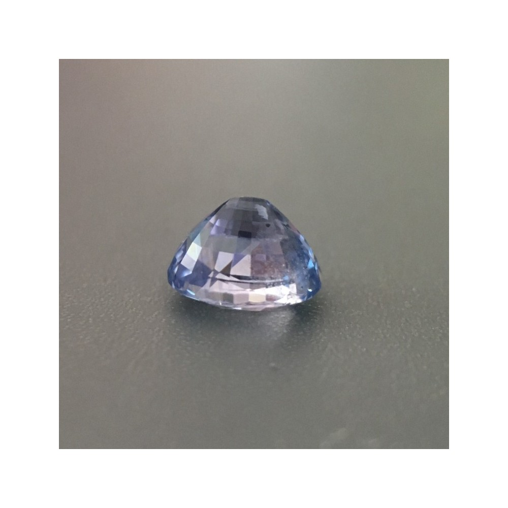 152 CTS Natural Light Blue Sapphire Loose GemstoneNew