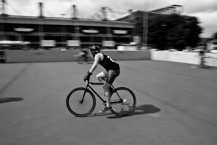 European Hardcourt Bike Polo Championship Krakow 2013