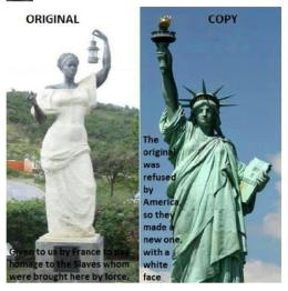 Stat-of-liberty