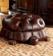Turtle-Foot-Stool