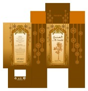 A new line of perfume collection named Arabesk which caters to the Arab market. Each design has provisions for die-cutting, gold or silver stamping and embossing.