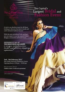 Bride Show 2011 Abu Dhabi Fashion Ad