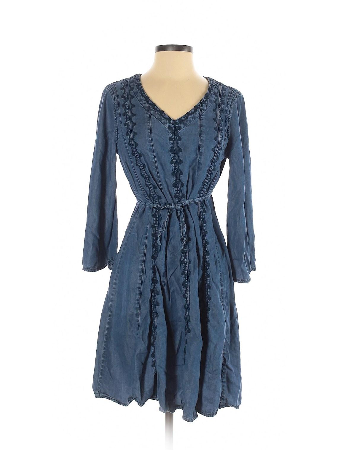 C. Wonder Women Blue Casual Dress S | eBay