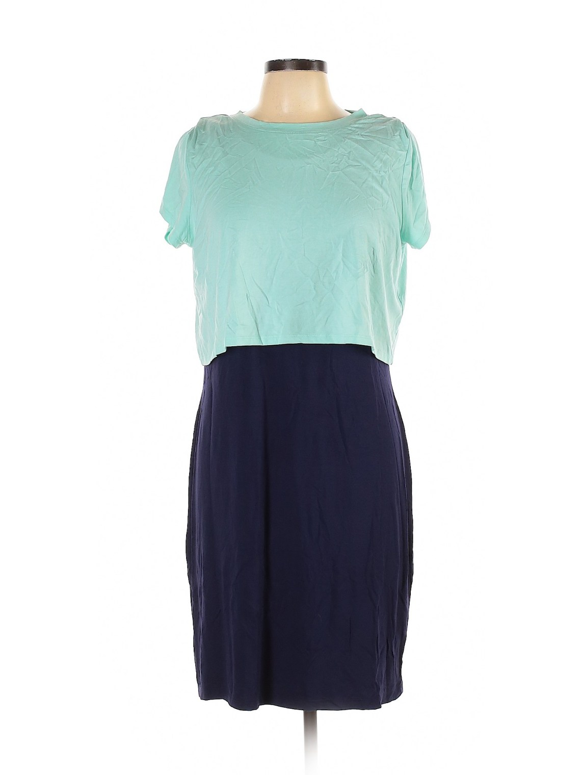 C. Wonder Women Blue Casual Dress L | eBay