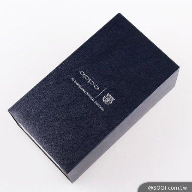 [開箱]全台只有50支!超稀有OPPO R9巴薩限量版實機圖賞