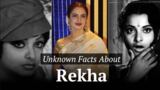 Happy Birthday Rekha: Lesser known facts about the actress,video