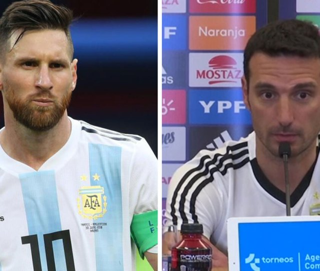 Lionel Messi Future For Argentina In Doubt As Barcelona Star