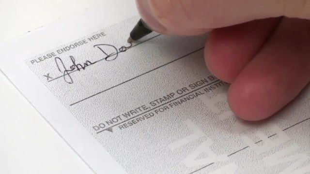 How to Endorse a Check & What Check Endorsement Means  Huntington