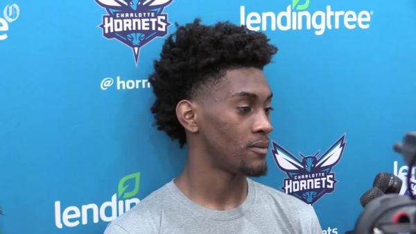 Hornets rookie P.J. Washington gets first start in preseason loss to 76ers