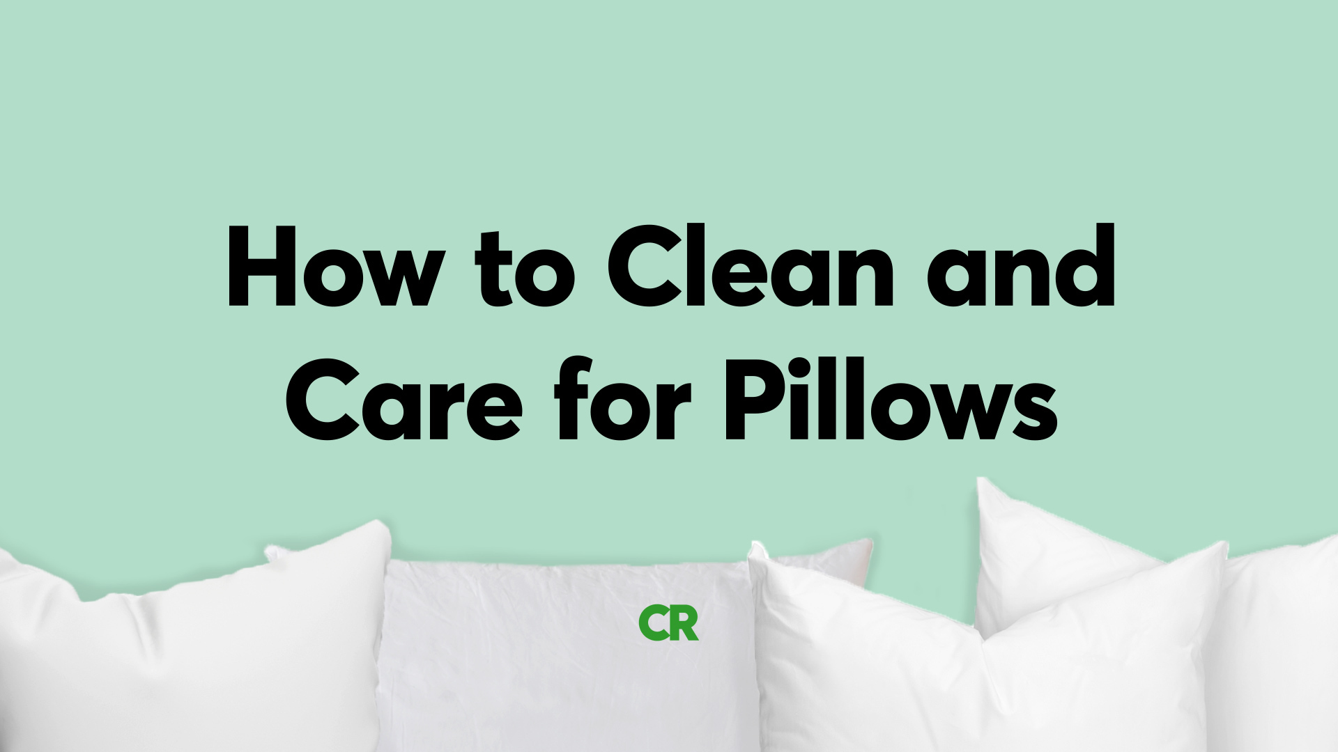 how to wash your pillow yes you