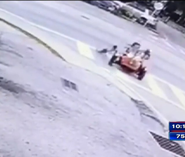 3 Year Old Hospitalized After Taking Fathers 3 Wheeled Motorcycle Crashing In Ne Miami Dade