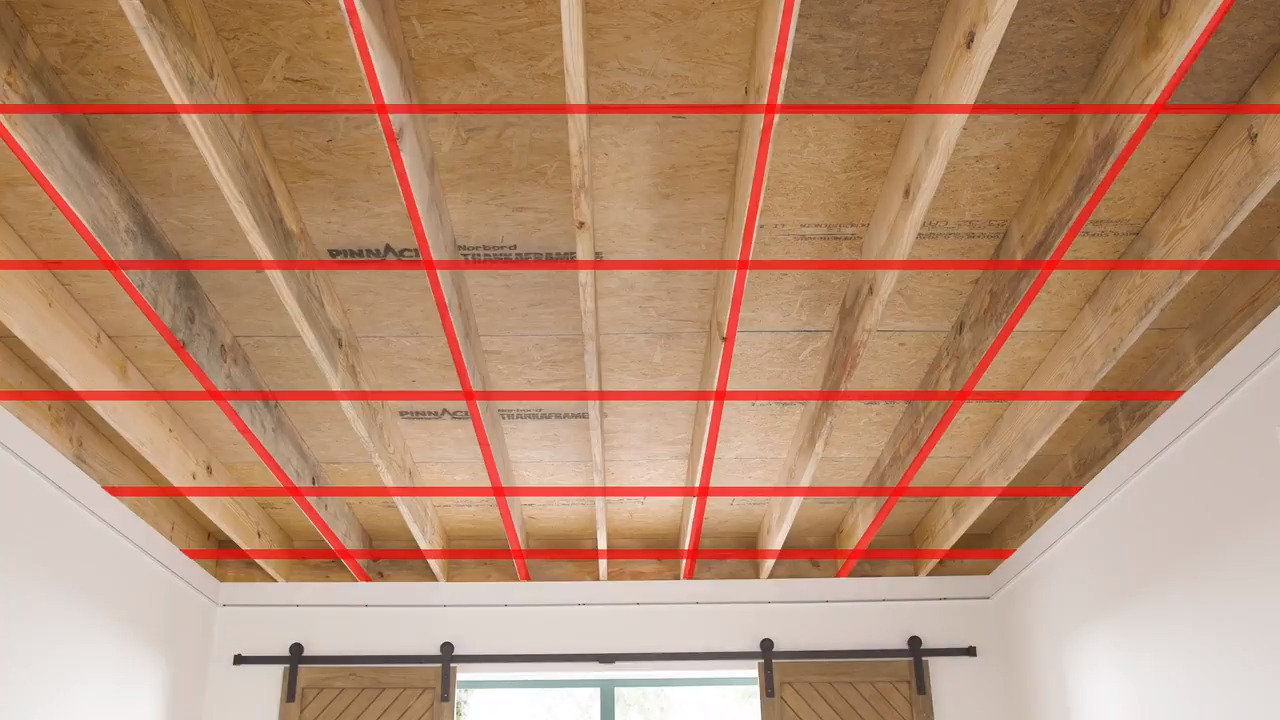 Tegular Ceiling Tile 24 sq. Decorative Suspended Ceilings 1205 Ceilings Armstrong Residential
