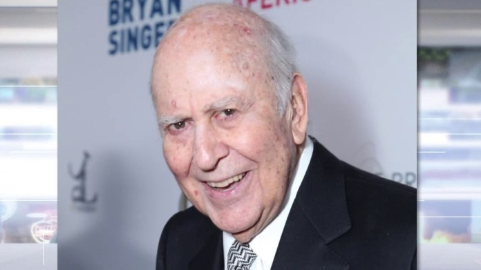 Carl Reiner, creator of 'The Dick Van Dyke Show,' dead at 98