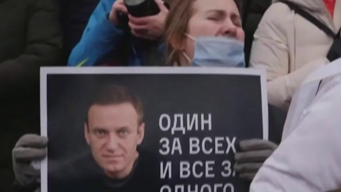Thousands arrested in pro-nationwide protests in Russia