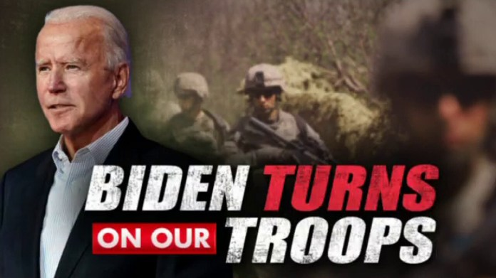 Breaking Biden's plan to purge the army of conservatives