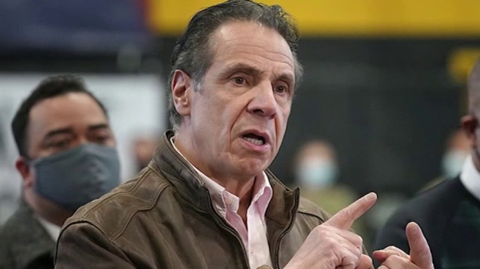 Are Andrew Cuomo's COVID-19 Cover-up Merit Criminal Charges?