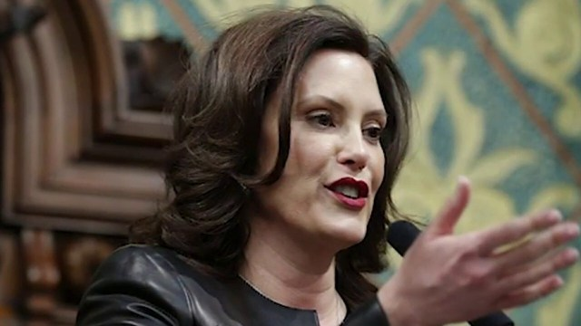 Michigan businesses sue Gov. Whitmer over executive order