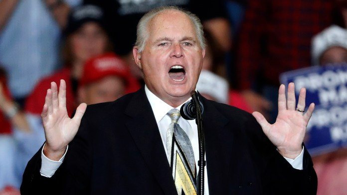 Radio legend Rush Limbaugh became a 'movement': Tucker Carlson