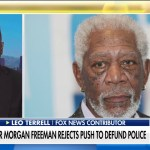 Leo Terrell applauds Morgan Freeman's opposition to defund the police movement 💥👩👩💥