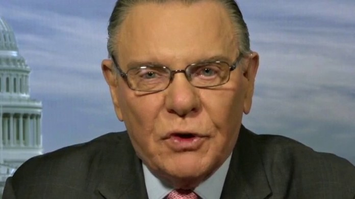 General Jack Keane: Obama ties up with Iran; Biden will need to show 'backbone' for better deal
