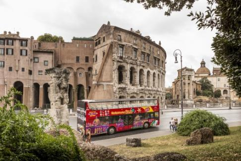 City Sightseeing Rome - Hop on Hop Off Tour