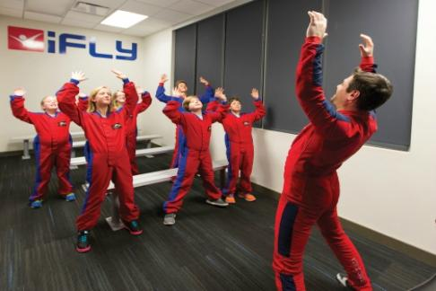 iFLY Austin - Group Flyers