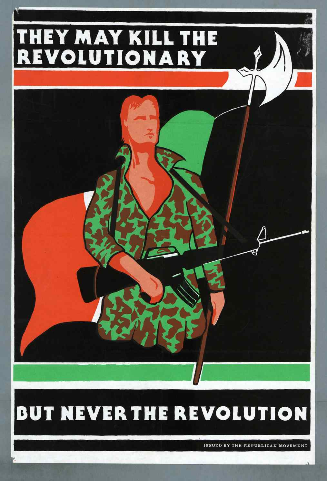 Real Irish Republican Army Symbol