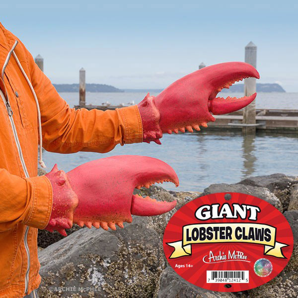 Giant-Lobster-Claws